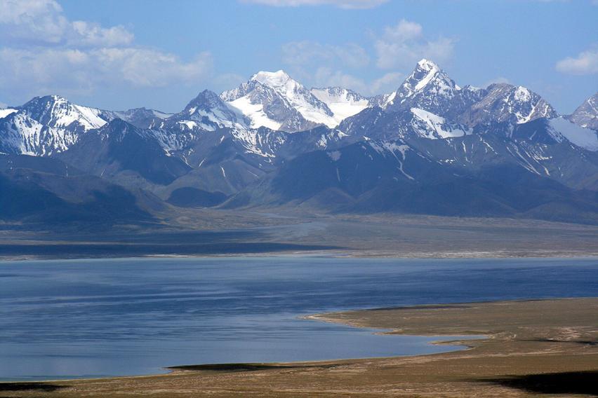 Chatyr-Kul Lake
