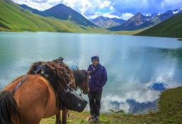 Horse Riding tour to Kol-Ukok Lake