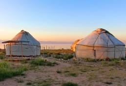 Yurt camp Bel-Tam