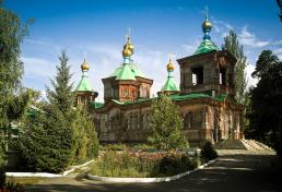 The Russian Orthodox Holy Trinity Cathedral