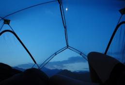 Night In Tent
