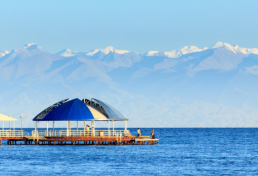 Issyk-Kul lake