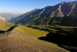 National Park Kyrgyz-Ata
